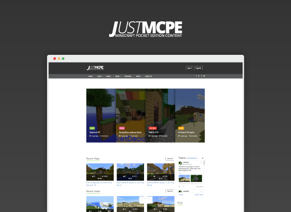 justmcpe