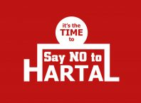 say no to hartals