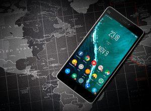 Mobile application development has