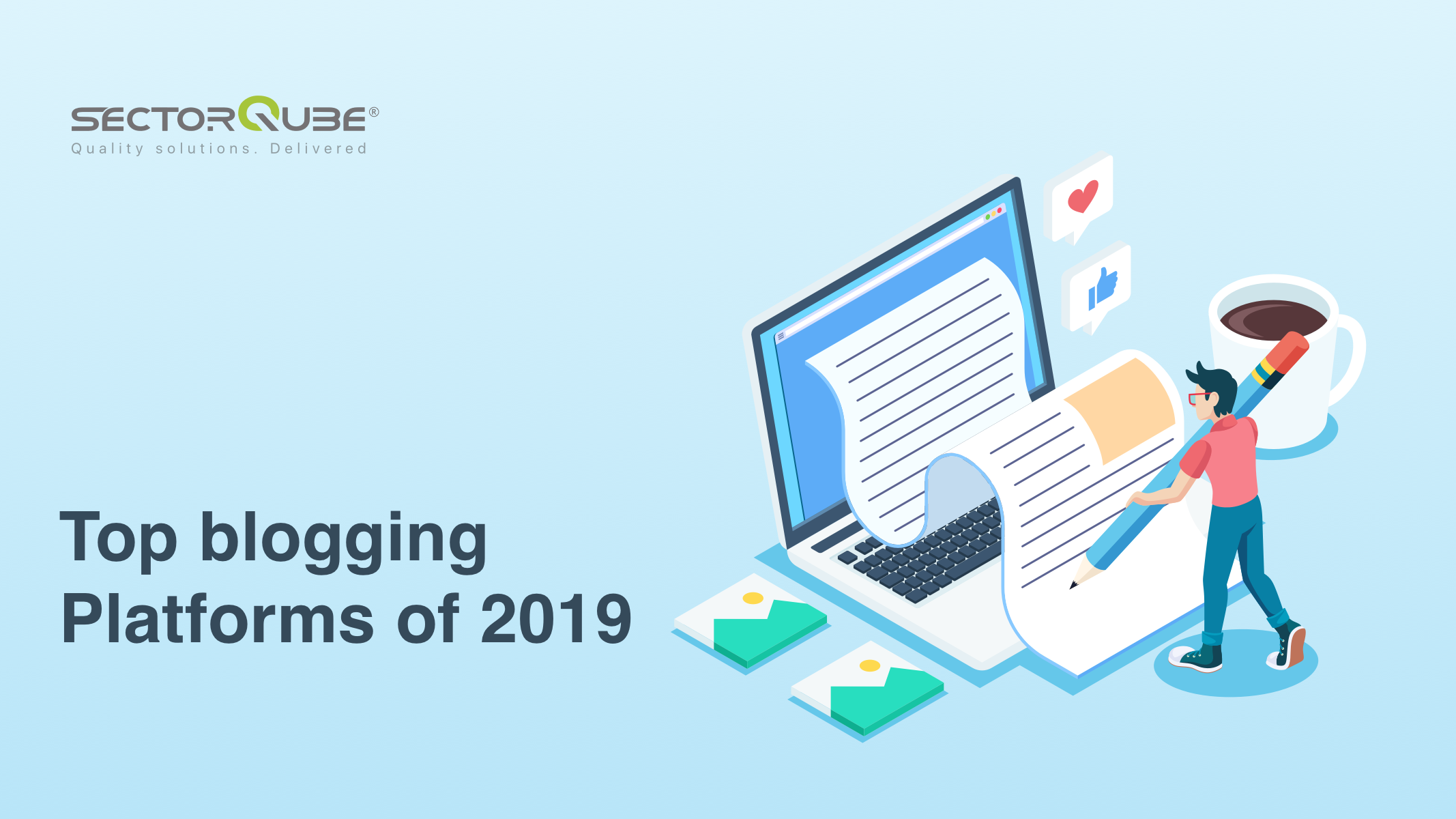 Blogging platforms of 2019