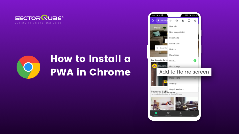 How to Install a PWA in Chrome