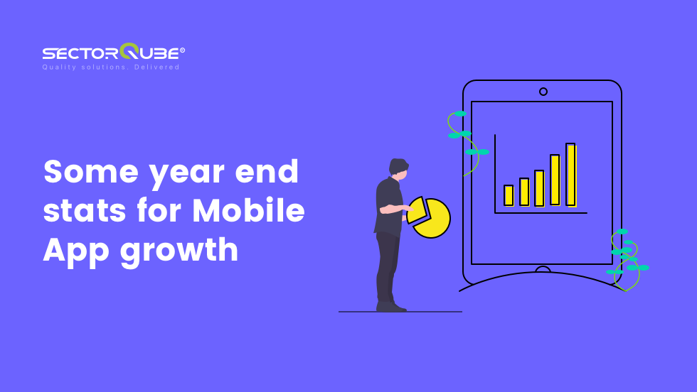 Some year end stats for Mobile App growth